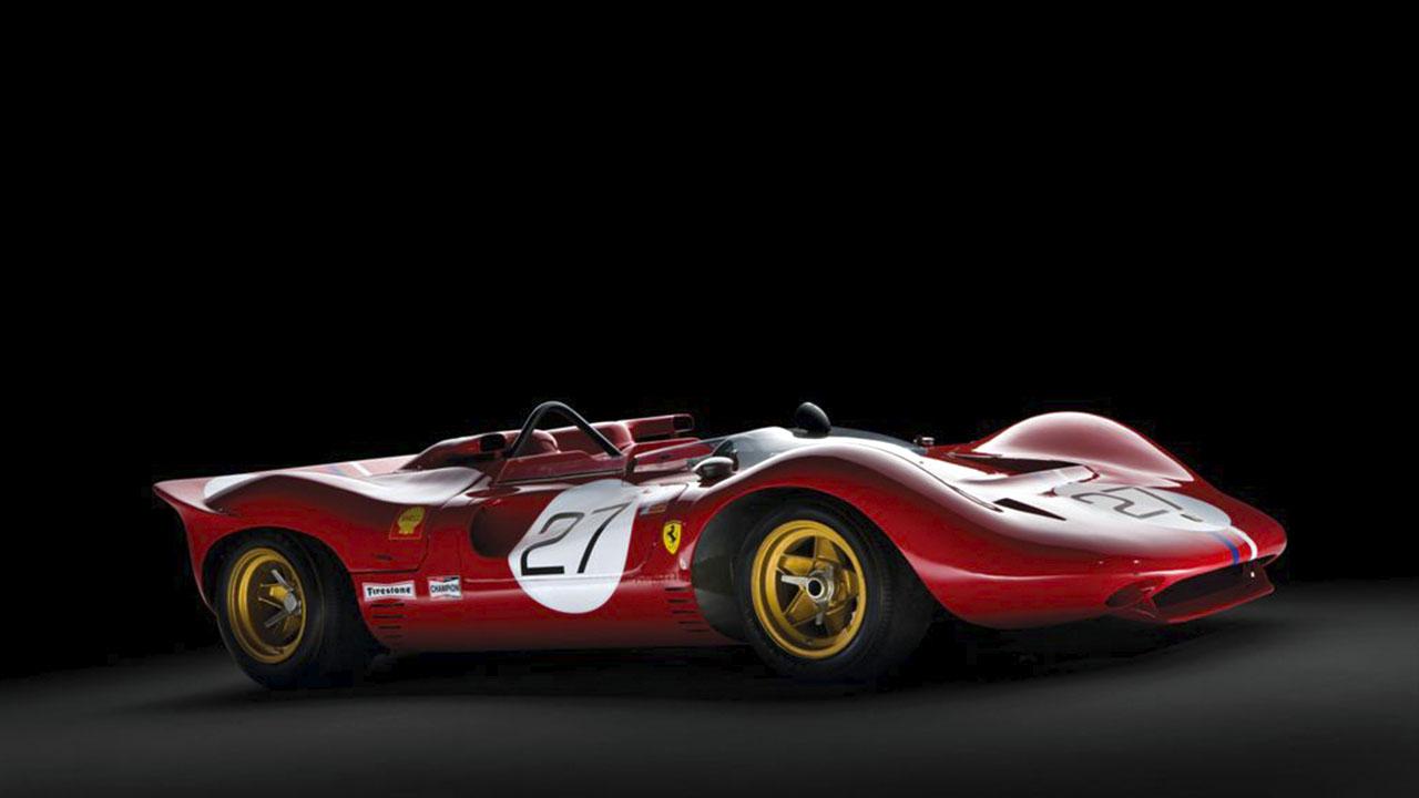Ferrari 330 P4 1967 Le-Mans