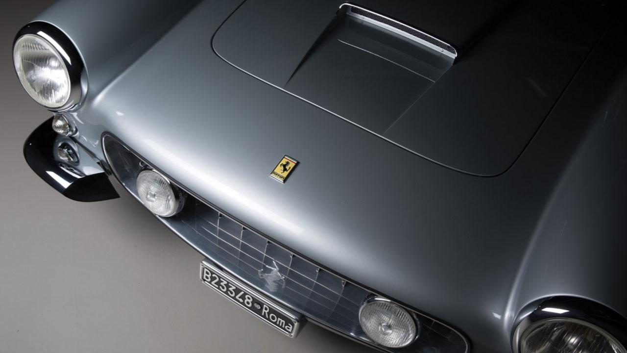 Капот 250 GT SWB Berlinetta