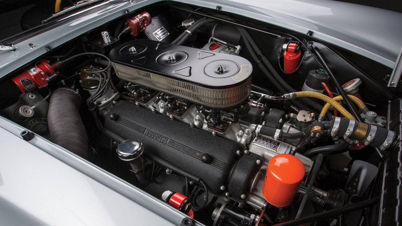 Под капотом Ferrari 250 GT SWB