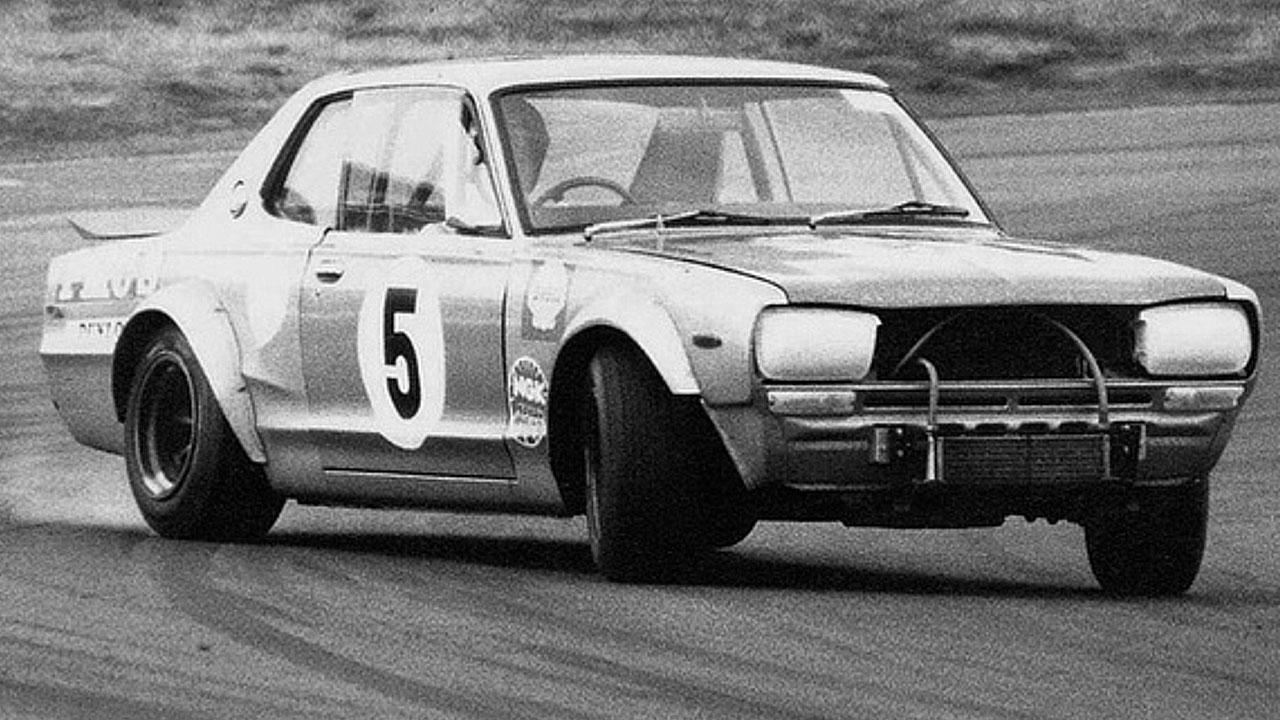 SKYLINE 2000GT-R - 1970