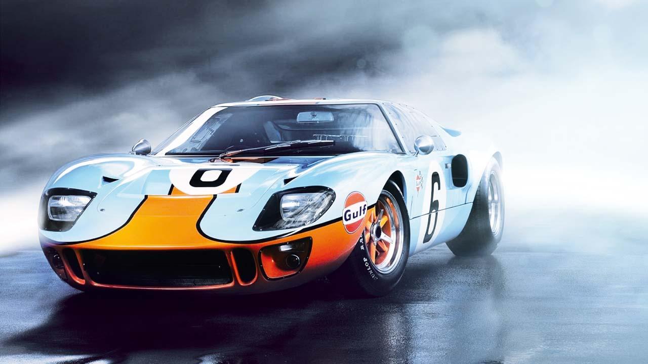 Ford Gulf Racing GT40