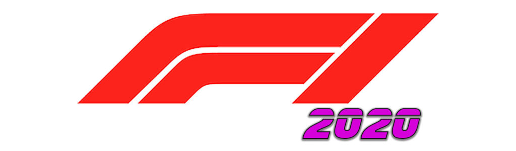 Formula 1 Calendar 2020 year mimi logo