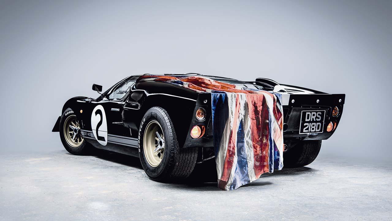GT40 1996 №2