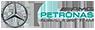 Mercedes AMG PETRONAS Formula1 Team LOGO