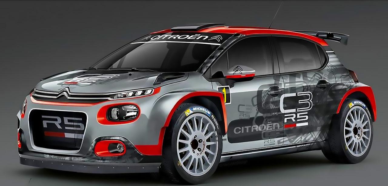 R5 Citroën C3 WRC
