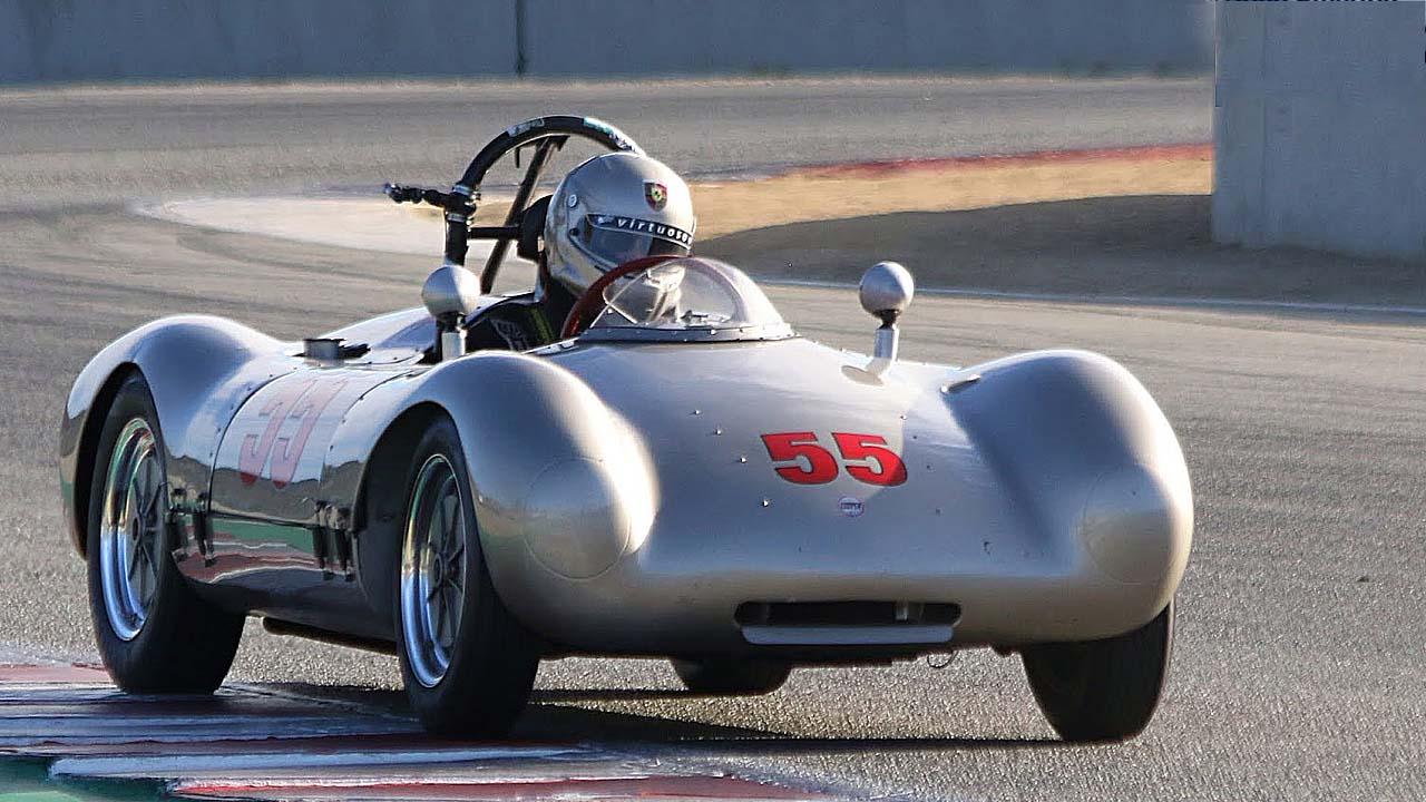 The Pooper Porsche 550S
