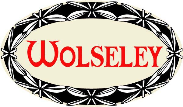 Логотип Wolseley Motors