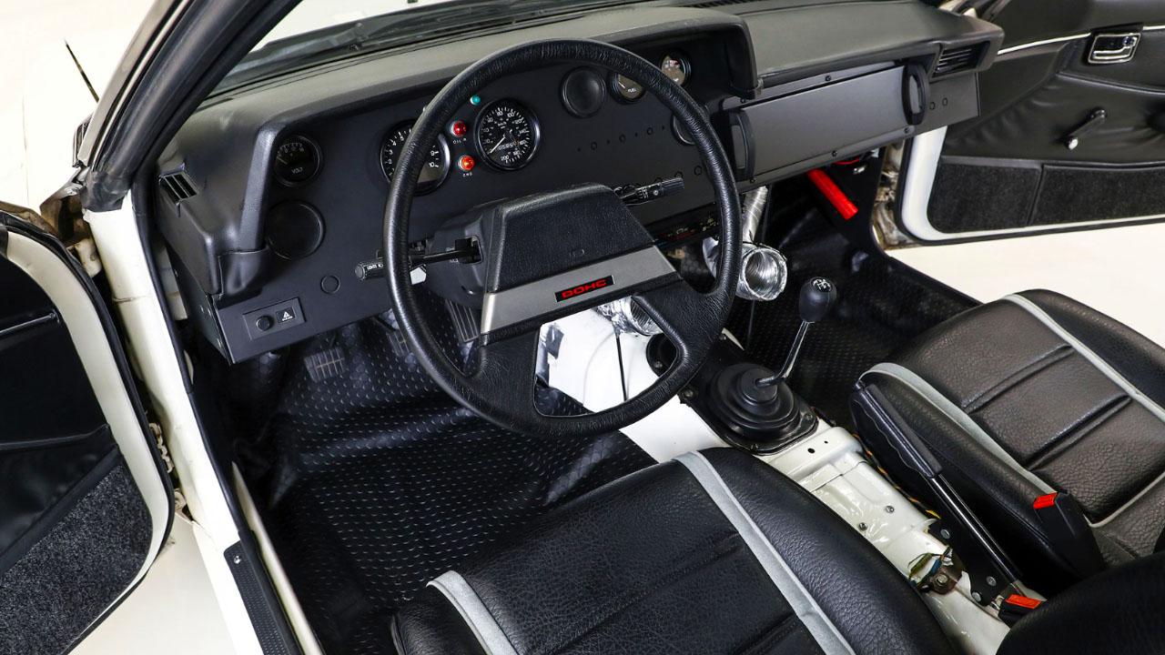 Nissan SILVIA 240RS S110 - 1983 — интерьер