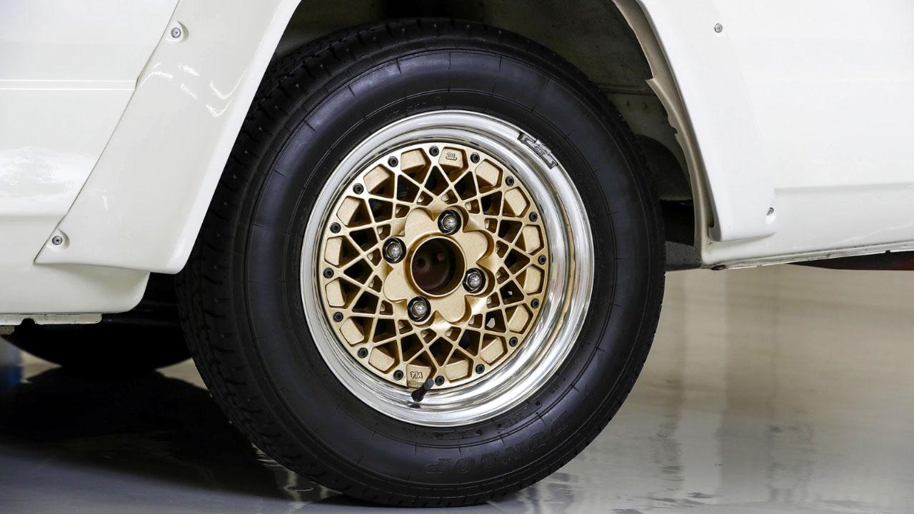 Nissan SILVIA 240RS S110 - 1983 — колесо