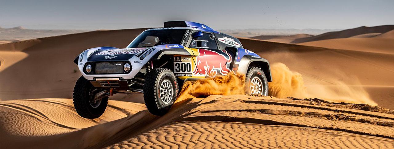 MINI Dakar Rallye
