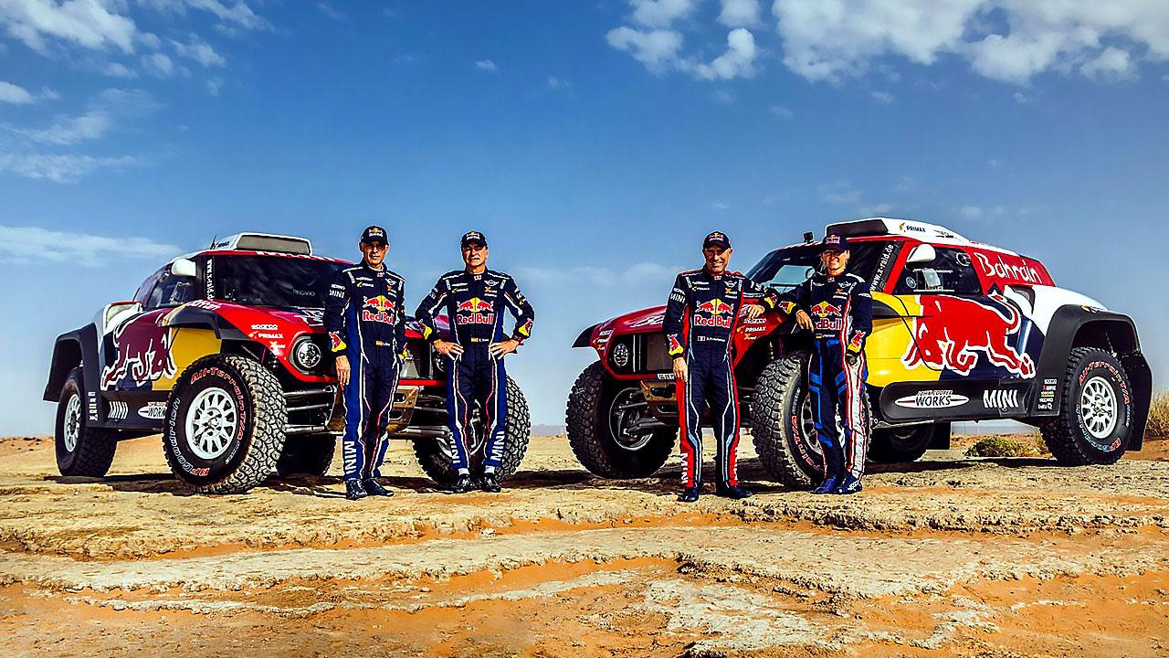 RedBull Dakar Team